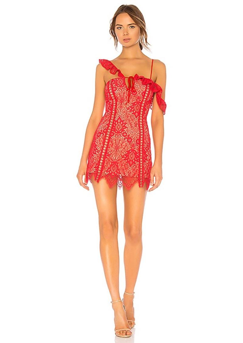 MAJORELLE Marjorie Mini Dress