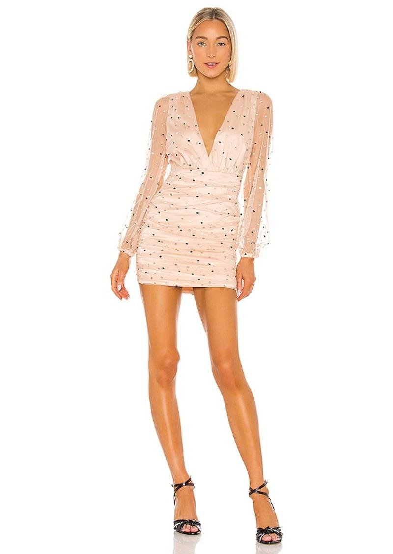 MAJORELLE Santiago Mini Dress