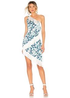 MAJORELLE Serena Midi Dress