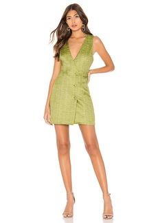 MAJORELLE Simone Mini Dress