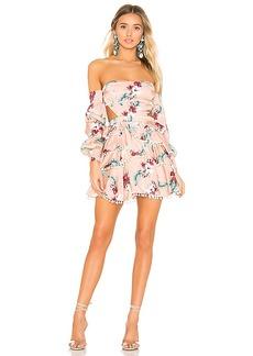MAJORELLE Soho Mini Dress