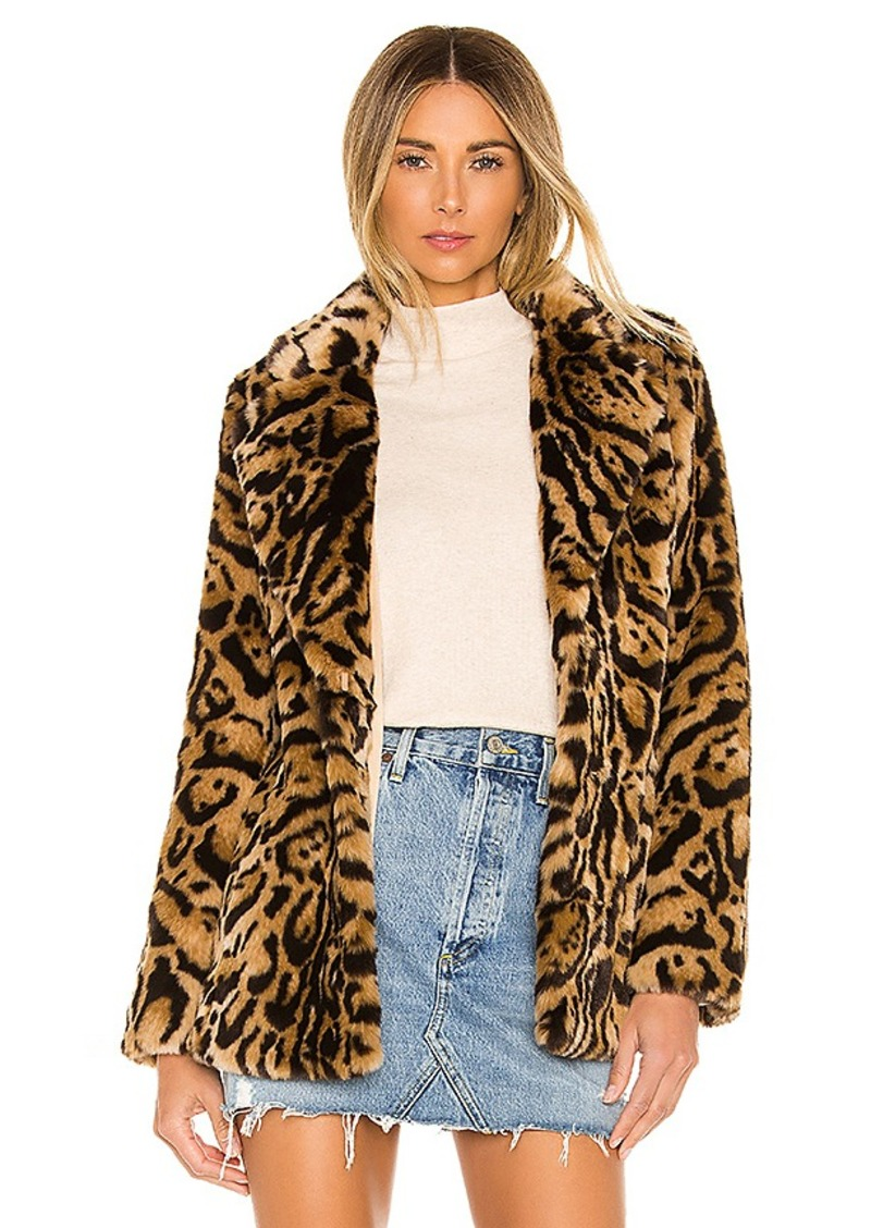 MAJORELLE Stella Coat
