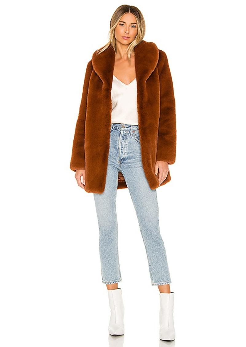 MAJORELLE Tatiana Coat