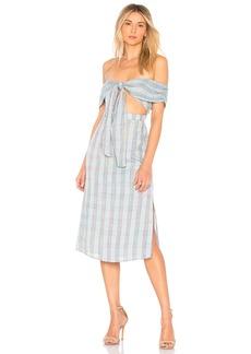 Majorelle Rum Runner Dress