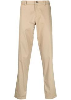 Mammut zip-detail chino trousers