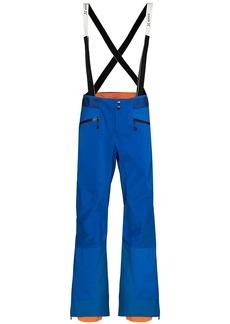 Mammut logo-embellished ski overalls