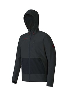 Mammut Men's Runbold SO Hooded Jacket