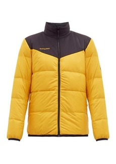Mammut Delta X Whitehorn IN hooded down-filled ripstop jacket