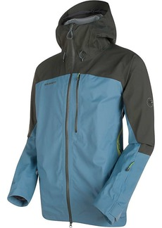 Mammut Men's Alvier Tour HS Hooded Jacket