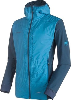 Mammut Men's Foraker IN Light Hooded Jacket