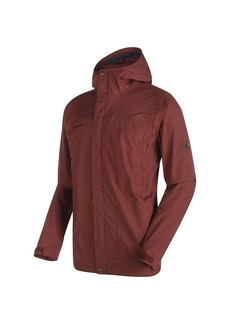 Mammut Men's Trovat Guide Soft Shell Hooded Jacket