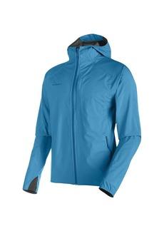 Mammut Men's Ultimate Light Soft Shell Hooded Jacket