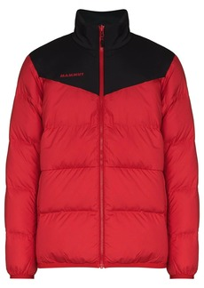 Mammut Whitehorn reversible zip-up down jacket
