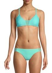 Mandalay Racerback Bikini Top