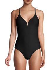 Mandalay Ribbed One-Piece Swimsuit