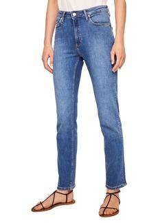 Mango Anna Straight-Fit Jeans