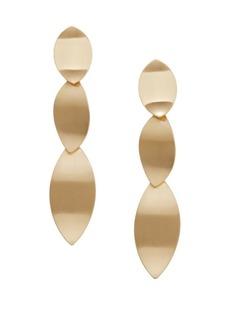 Mango Boston Drop Earrings