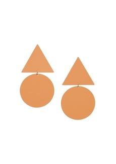 Mango Casual Geometric Earrings