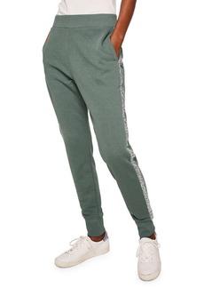 Mango Exa-A Sequin-Embellished Pants