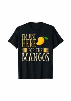 Mango Fruit Gift Salsa Chutney T-Shirt
