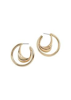 Mango Go Hoop Earrings