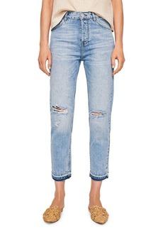 Mango Mom High-Waist Jeans