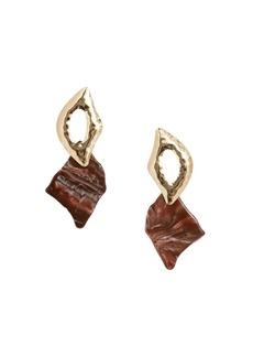 Mango Pendiente Creek Drop Earrings