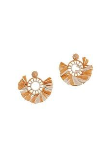 Mango Pendiente Malibu Hoop Earrings