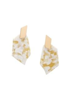 Mango Pendiente Oregon Stud Earrings