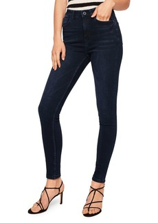 Mango Soho High-Waist Skinny Jeans