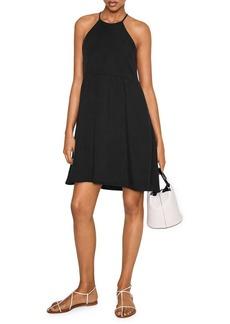 Mango Soroya Halterneck Short Dress
