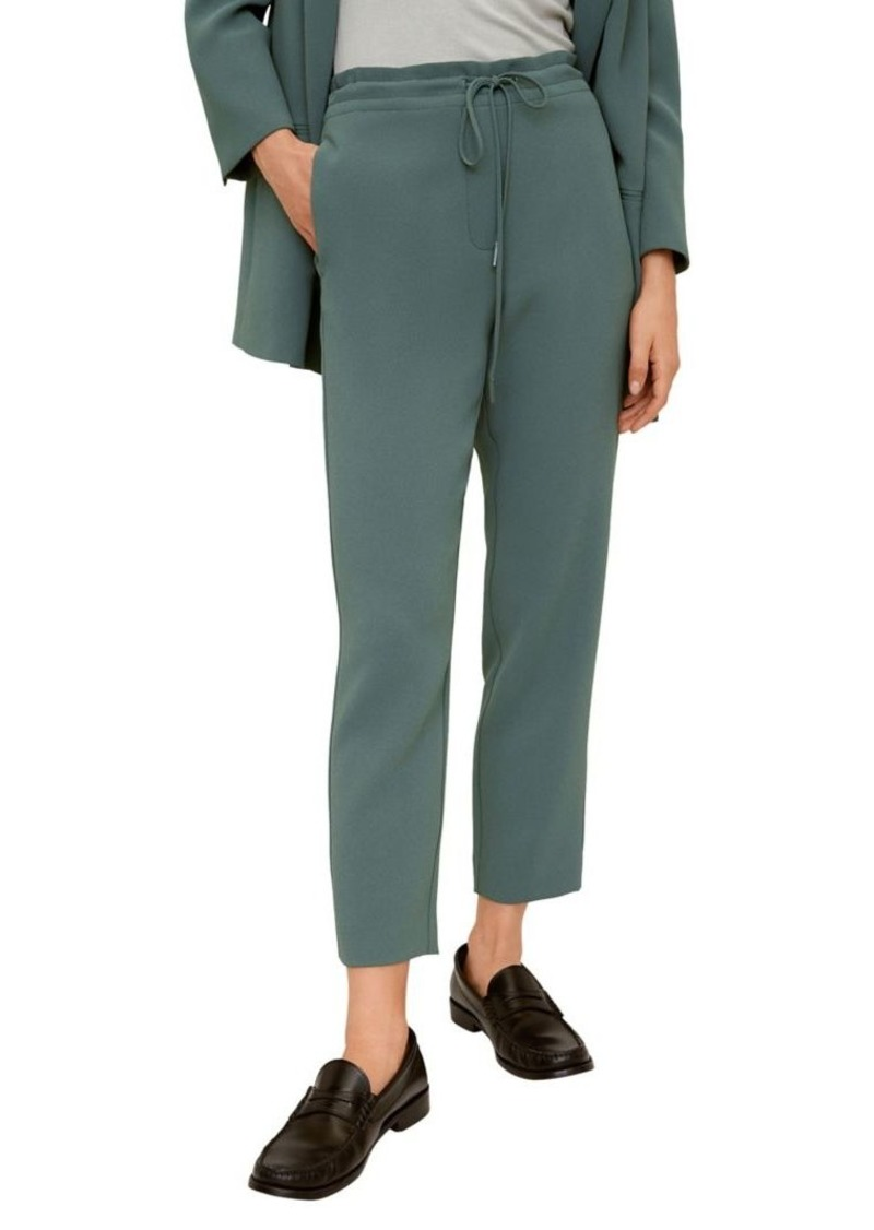Mango Straight-Fit Trousers