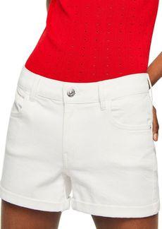 Mango Vicky Denim Shorts