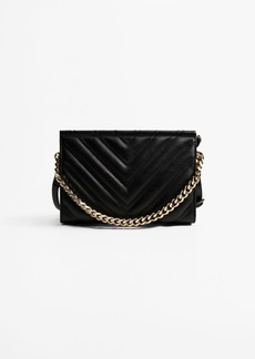 Mango Women's Chain Crossbody Bag
