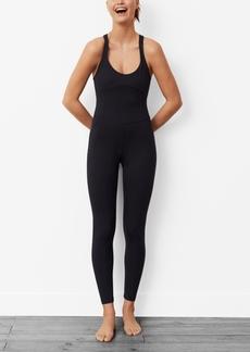 Mango Women's Long Stretch Jumpsuit