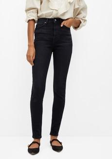 Mango Women's Skinny High Waist Soho Jeans
