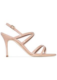 Manolo Blahnik Amazia 90mm strappy sandals