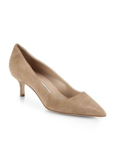 BB 50 Suede Pumps