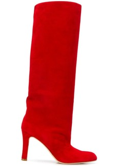 Manolo Blahnik knee-high boots