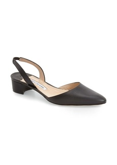 Manolo Blahnik Aspro Block Heel Pump (Women)