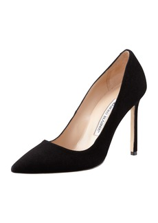 Manolo Blahnik BB Suede 115mm Pump