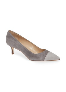 Manolo Blahnik Bipunta Pointy Toe Pump (Women)