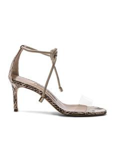 Manolo Blahnik Estro 70 Sandals