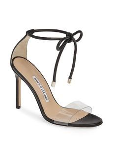 314791dba37 Manolo Blahnik Estro Ankle Tie Sandal (Women)