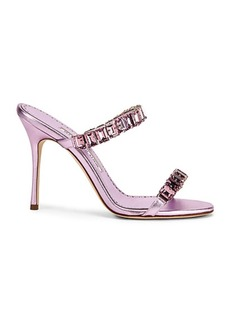 Manolo Blahnik for FWRD Dallitre 105 Sandal