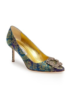 Manolo Blahnik Hangisi Pump (Women)