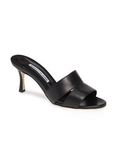 Manolo Blahnik Iacopo Double Band Sandal (Women)