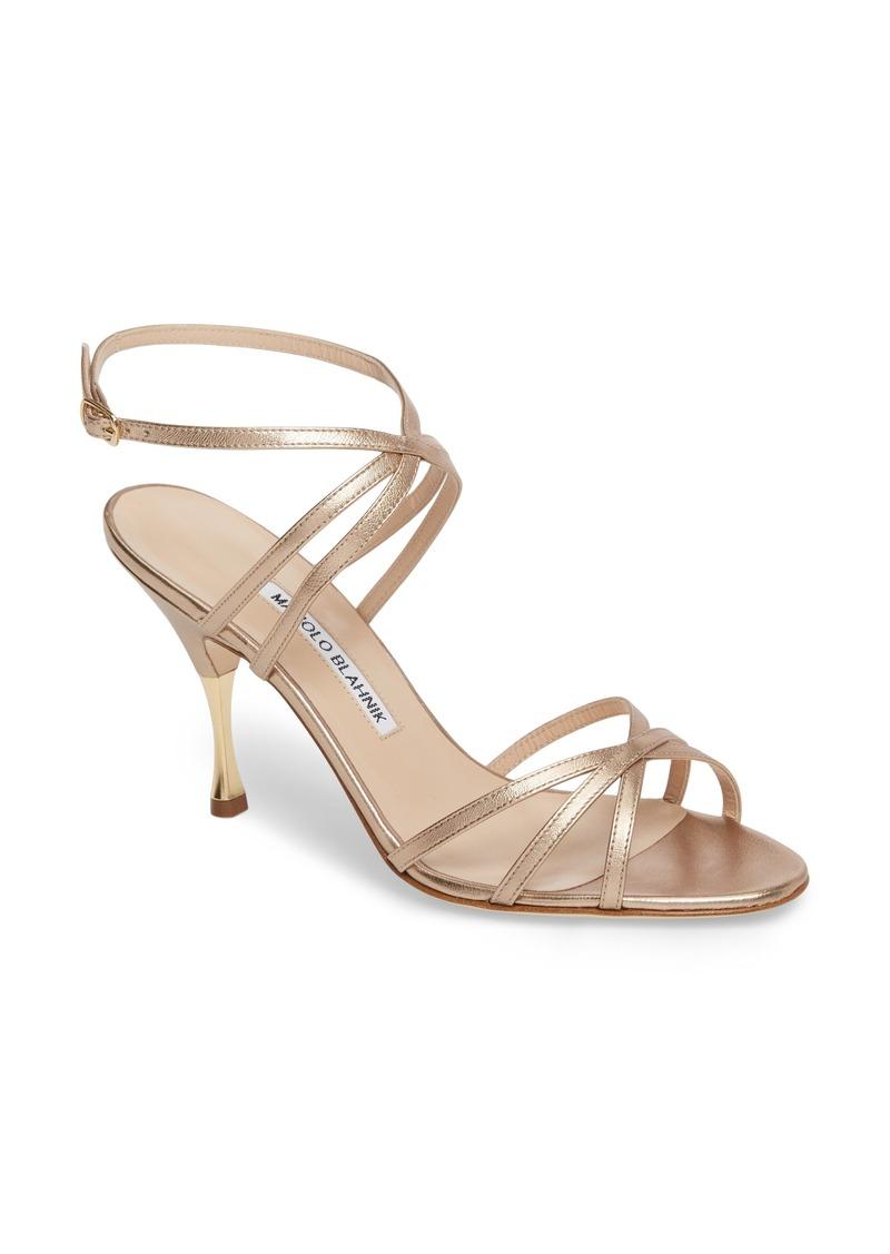 5eac657891e Manolo Blahnik Manolo Blahnik Naro Ankle Strap Sandal (Women)