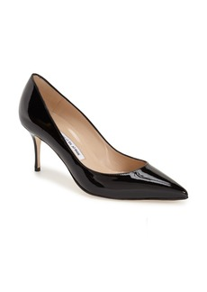 Manolo Blahnik 'Nausikaba' Pointy Toe Pump (Women)