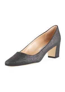 68c152949c290 Manolo Blahnik Manolo Blahnik Pompom Linen Ankle-Strap Sandals | Shoes
